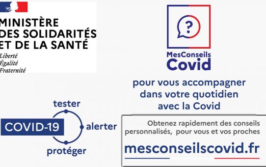 MES CONSEILS COVID